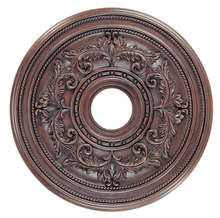 Livex Lighting 8200-58 - Imperial Bronze Ceiling Medallion