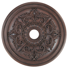 Livex Lighting 8210-58 - Imperial Bronze Ceiling Medallion