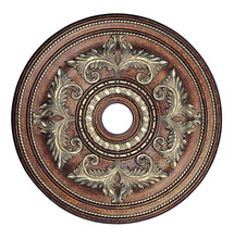 Livex Lighting 8210-64 - PBZ Ceiling Medallion