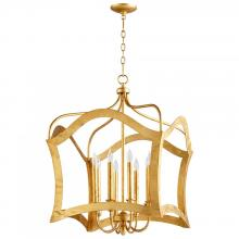 Cyan Designs 06585 - Milan Eight Light Pendant