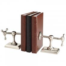 Cyan Designs 07034 - Hot & Cold Bookends