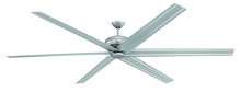 "Craftmade COL96BP6 - Colossus 96"" Ceiling Fan with Blades in Brushed Pewter"