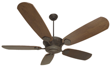 "Craftmade K10221 - DC Epic 70"" Ceiling Fan Kit in Aged Bronze Textured"