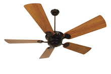 "Craftmade K10312 - DC Epic 70"" Ceiling Fan Kit in Oiled Bronze"
