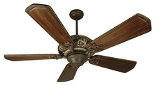 "Craftmade K10327 - Ophelia 52"" Ceiling Fan Kit in Aged Bronze/Vintage Madera"