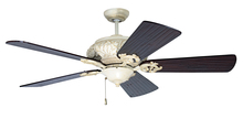 "Craftmade K10726 - Ophelia 52"" Ceiling Fan Kit in Antique White Distressed"