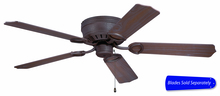 "Craftmade PUH52RI - Pro Universal Hugger 52"" Ceiling Fan in Rustic Iron (Blades Sold Separately)"