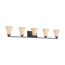 Thomas TV0022704 - Treme wall lamp Espresso 5x100W 120V