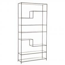Arteriors Home 6818 - Worchester Bookshelf