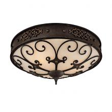 Capital 2287RI - 3 Light Ceiling Fixture