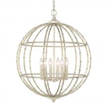 Capital 311861SF - 6 Light Pendant