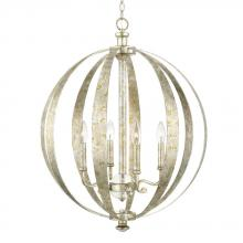 Capital 313341SG - 4 Light Pendant