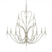 Capital 4780AS-000 - 16 Light Chandelier