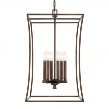 Capital 510161BB - 6 Light Foyer
