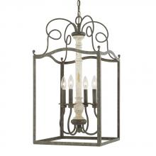 Capital 510342FC - 4 Light Foyer