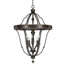Capital 9003SY - 8 Light Foyer