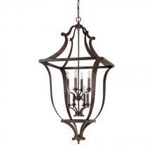 Capital 9183RT - 8 Light Foyer Fixture