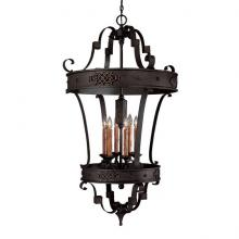 Capital 9353RI - 6 Light Foyer Fixture