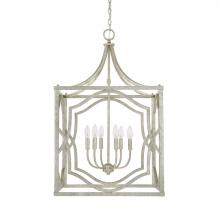 Capital 9483AS - 6 Light Foyer Fixture