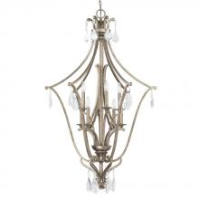 Capital 9593MY-CR - 8 Light Foyer