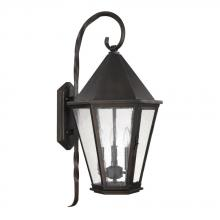 Capital 9623OB - 3 Light Outdoor Wall Lantern
