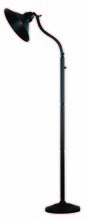 Kenroy Home 21398ORB - Amherst Adjustable Floor Lamp