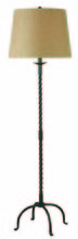Kenroy Home 32183BRZ - Knox Floor Lamp