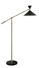 Kenroy Home 33166BL - Arne Floor Lamp