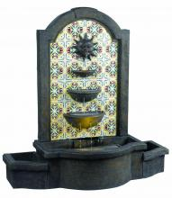 Kenroy Home 50721MD - Cascada Floor Fountain
