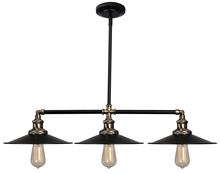 Kenroy Home 93377BL - Ancestry 3 Light Island