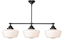 Kenroy Home 93663ORB - Cambridge 3 Light Island Light