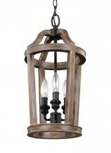 Feiss F3029/3WOW - 3 - Light Mini-Pendant