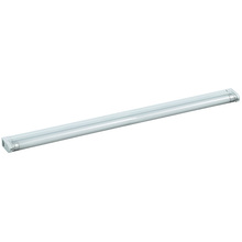 "Canarm FC5141P-C - Fluorescent, FC5141P-C, 23"" Under Cabinet Slimline Strip Light with Cord&Plug, 1 Bulb, 14W T5 (I"