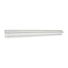 "Canarm LT848218-B4K - LT848218-B4K, 48"" Double Strip Wrap, 2 Bulb, 18W LED Tube T8 4000K (Included), No Ballast, 48&#3"