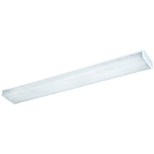 "Canarm LW848218SC-B4K - LED Tube Fixture, LW848218SC-B4K, 48"" Wrap, 2 Bulb, 18W LED Tube T8 4000K (Included), No Ballast"