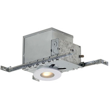 "Canarm RI4NC1SHFWH - Recessed, RI4NC1SHF WH, 4"" Insulated with Shower Trim, White, Frosted Lens (T4SH01WHF), New Cons"