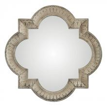 Uttermost 09242 - Uttermost Giada Large Aged Ivory Mirror