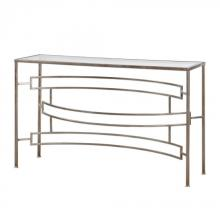 Uttermost 24636 - Uttermost Eilinora Silver Console Table