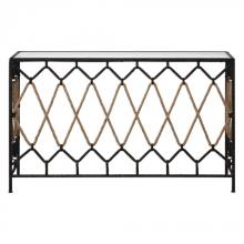 Uttermost 24665 - Uttermost Darya Nautical Console Table