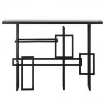 Uttermost 24690 - Uttermost Dane Industrial Console Table