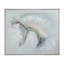 Uttermost 38203 - Uttermost Ice Illusion Horse Art