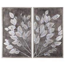Uttermost 41602 - Uttermost Money Tree Framed Art S/2
