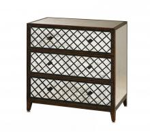 Currey 4335 - Sabrina 3-drawer Chest Large