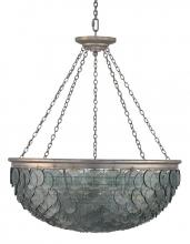 Currey 9511 - Quorum Chandelier