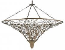 Currey 9612 - Giselle Chandelier, Large