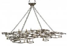 Currey 9988 - Catalyst Chandelier